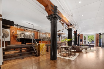Expansive TriBeCa Designer 3 Bedroom Loft With Parking Available